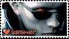 Wesker stamp by TakerTookMyToys