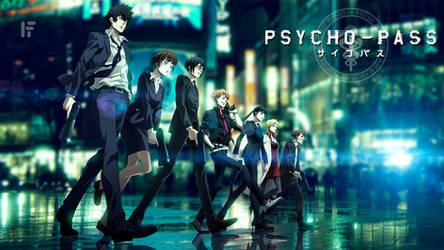 Psycho Pass Wallpaper by fednan