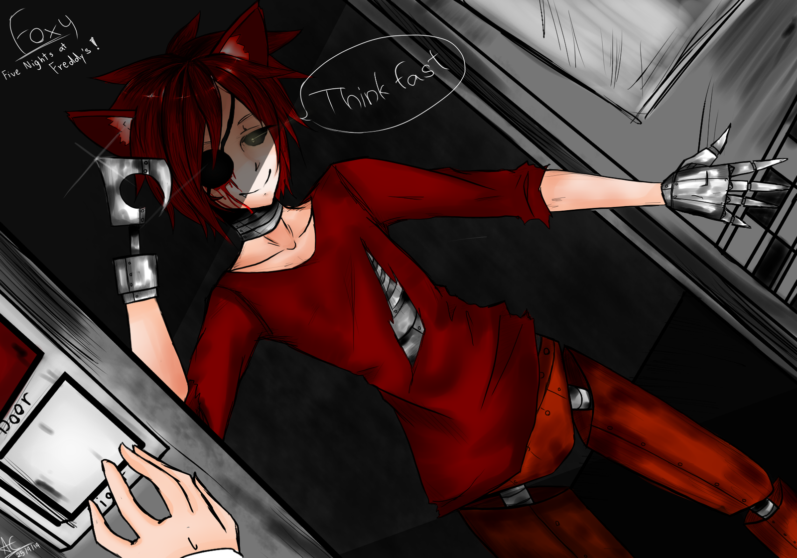 Foxy five nights at freddys foxy five nights at freddys pictures