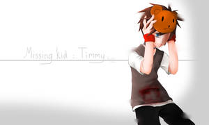Fnaf - Missing kids - Timmy [Freddy]
