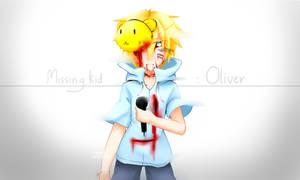Fnaf : Missing kid - Oliver [Goldenfreddy] by AllenCRIST