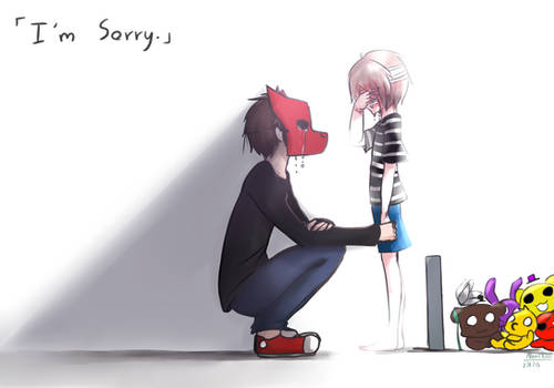 Fnaf 4 : I'm Sorry