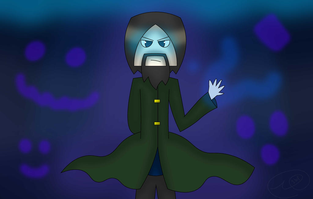 Mcsm Ivor The Sorcerer By 1blockforward On Deviantart