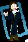 Cole as Yato by 1blockforward