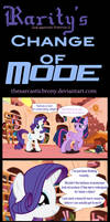 Rarity and Fluttershy's Change of Mode