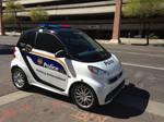 Smart Fortwo Patrol Edition