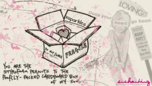 Fragile heart by xsparkles