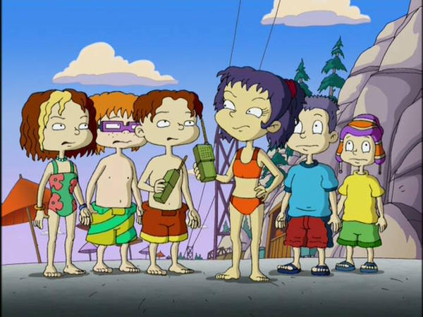 Rugrats All Grown Up Season 2 By