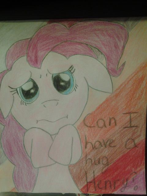 Cutie Pinkie Pie Request! by Sosodei101