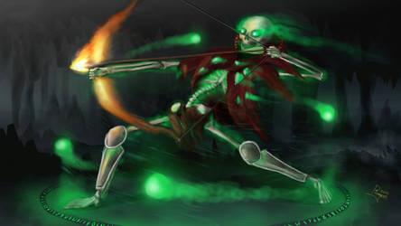 Skeleton - Ancient Archer