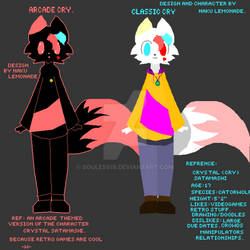 Cry Refrence Sheet (first try)