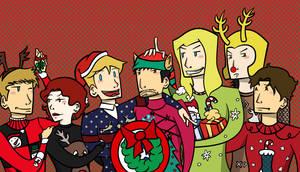 Happy Holidays by ryzum