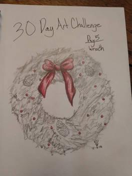 30 Day Art Challenge - Day 5