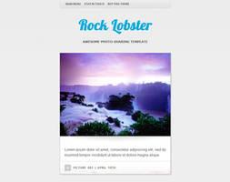 Rock Lobster WordPress theme