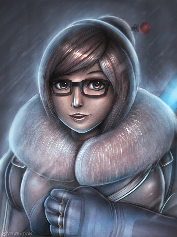 Mei  by Vederation