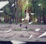 paper planes by afamjaowy