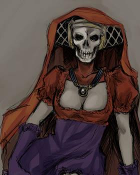 mother harlot