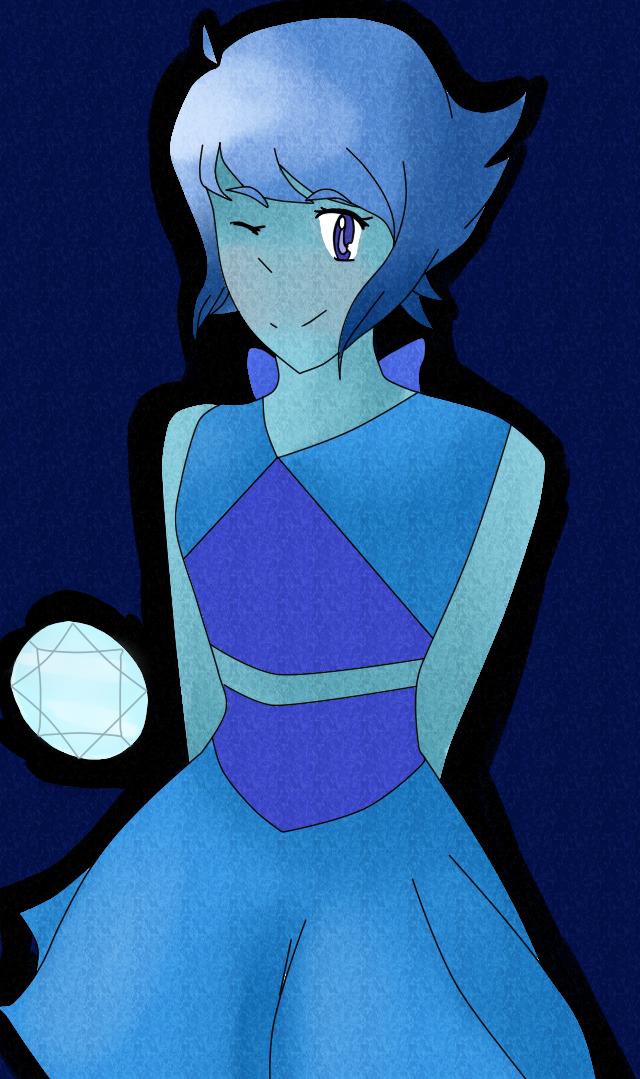 Lapis Lazuli by TheninjaOshawott