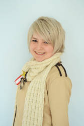 Aph Russia Cosplay