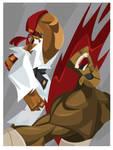Street Fighter Fanart.