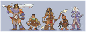 DnD Party Lineup IX (maybe)