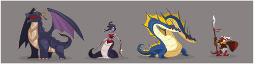 Scales by hangemhigh13