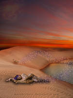 The Magic Of The Sands by MaraSFM