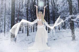 The Winter Queen by MaraSFM
