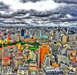 City View in Sao Paulo, Brazil