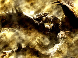 Chaos Dragon by MC-Extol