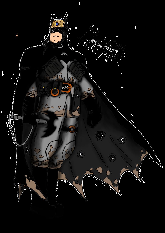 Batman Red Son Batman red son by Coma...