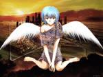 Neon Genesis Rei Ayanami by warlordi