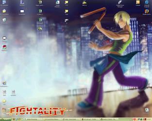 my screen by kapris-art