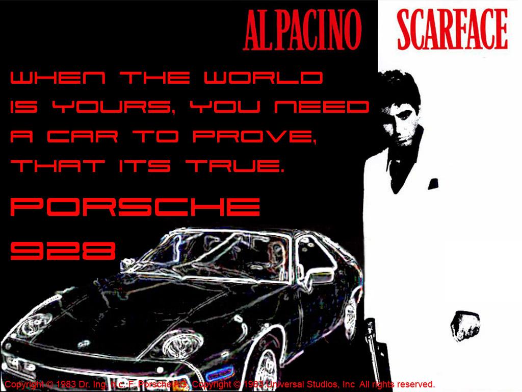 Porsche 928 Scarface by Street-Racer
