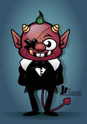 Mr. Evil - vectordays02