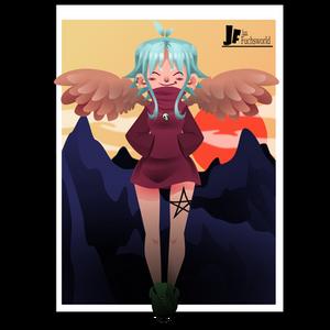 The Little Fallen -vectordays03-
