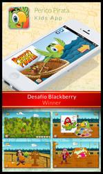 Perico Pirata (Storybook for children) by demm9000