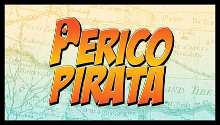 Perico Pirata (logo) by demm9000