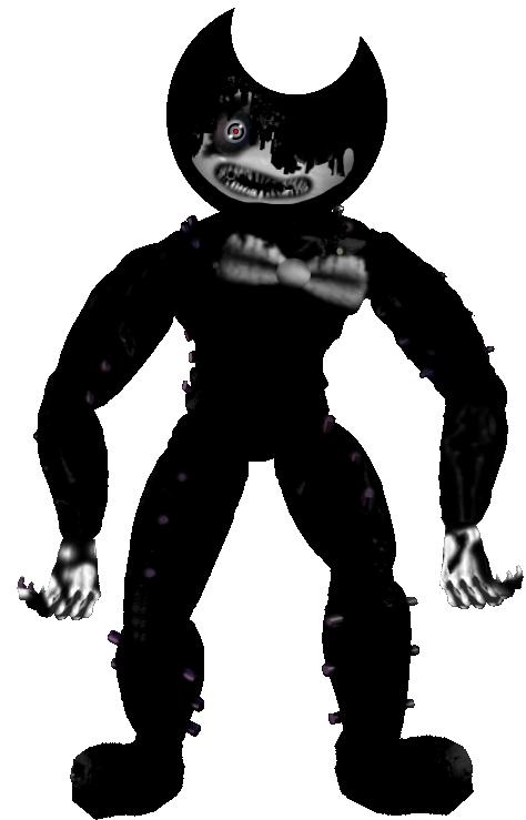Monster Demon Bendy by shadowNightmare13