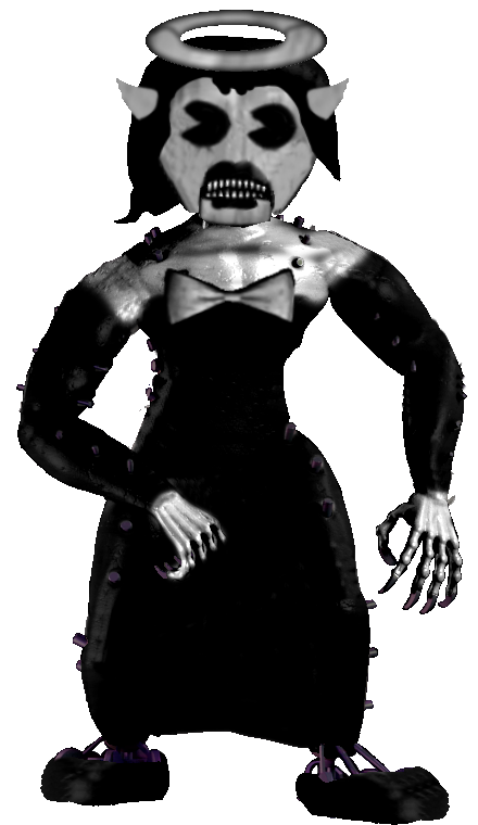 Monster Alice Angel by shadowNightmare13