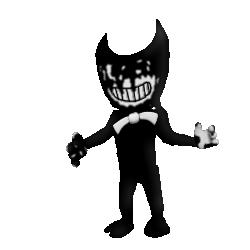 Adv. Demon Bendy by shadowNightmare13