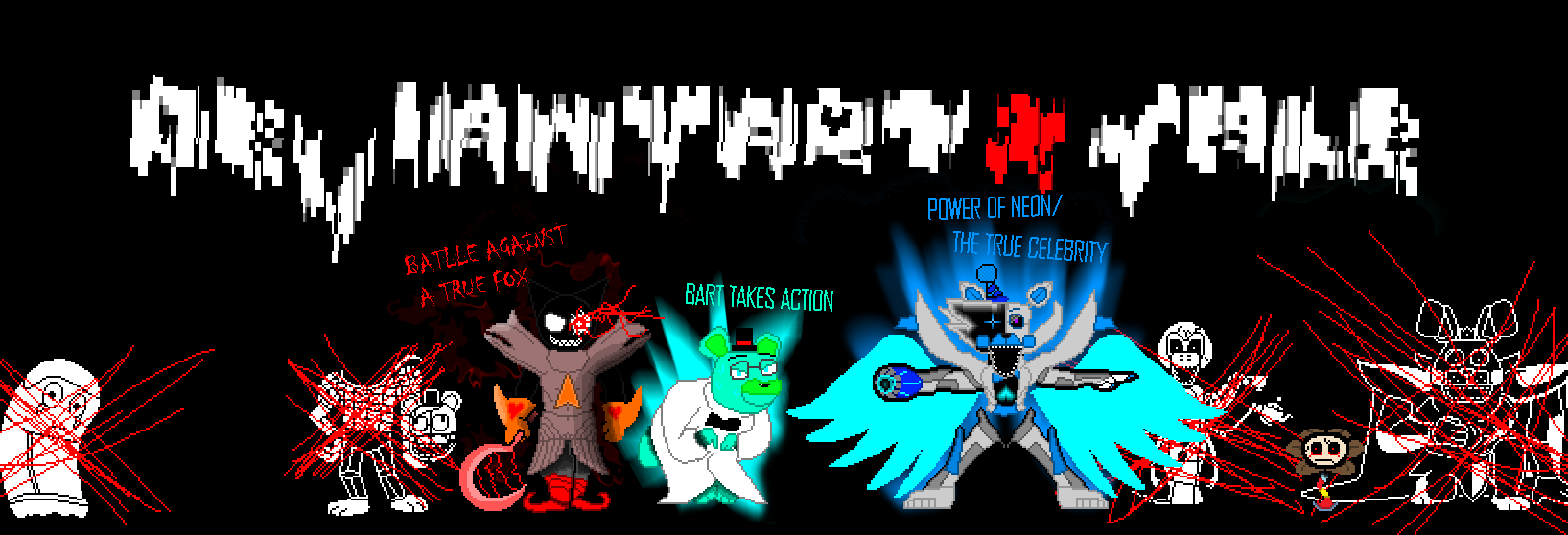 W.i.p.genocide by shadowNightmare13