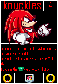 Undercards Knuckles by shadowNightmare13
