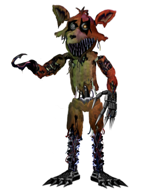 Dark Fox by shadowNightmare13