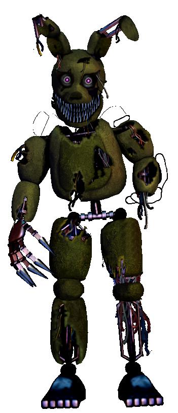 Nightmare Trap by shadowNightmare13