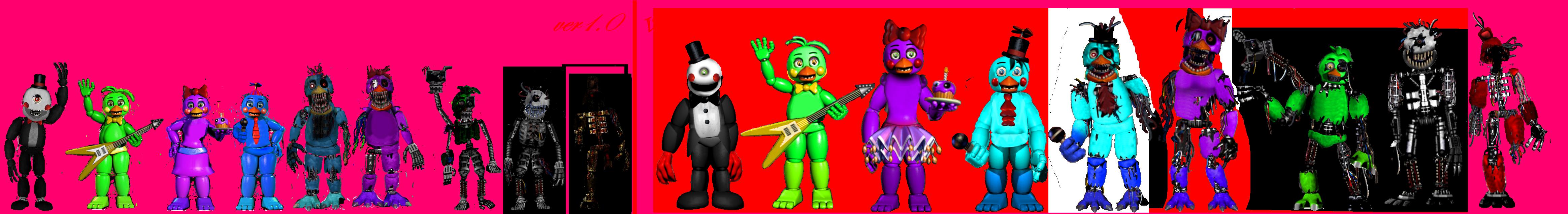 Tnae 3 Upgrade by shadowNightmare13