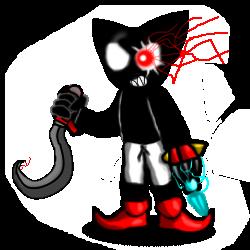 Adv. shadow (atk mode) by shadowNightmare13