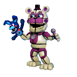 Adv. Funtime Freddy by shadowNightmare13