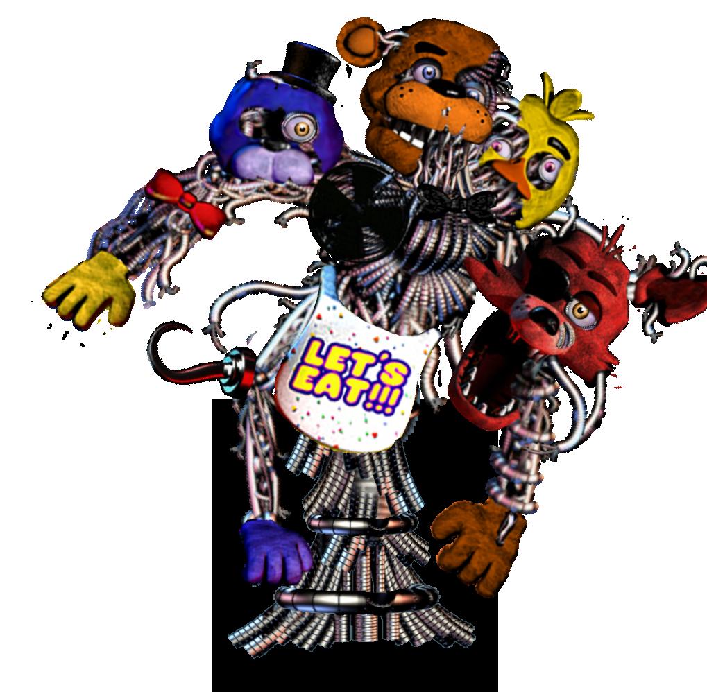 F.B.C.F abomination by shadowNightmare13