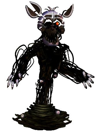Molten Foxy by shadowNightmare13